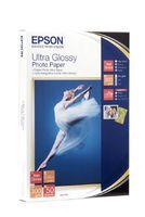 Высокоглянцевая фотобумага Epson (50 листов, 300 г/м2, 10х15 см)