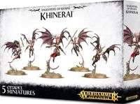 Warhammer Age of Sigmar. Daughters of Khaine. Khinerai (85-19)