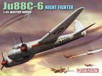 "Многоцелевой самолет ""Ju 88C-6 Night Fighter"" (масштаб: 1/48)"