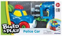 """Игровой набор """"Полицейская машина"""" (с инструментами)"""