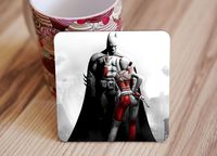 "Подставка под кружку ""Batman"" (art.7)"