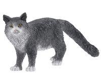 """Фигурка """"Кошка породы Мейн-кун"""" (4,1 см)"""