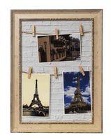 Рамка пластмассовая на 3 фото (арт. KH3040)