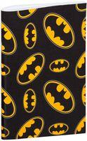 """Блокнот белый """"Бэтмен"""" А5 (981)"""