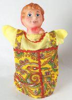 """Мягкая игрушка на руку """"Внучка"""" (27 см)"""