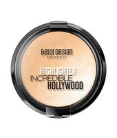 """Хайлайтер для лица """"Incredible Hollywood"""" (тон: 01, золотистый)"""