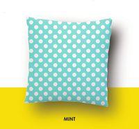 "Наволочка хлопковая ""Mint"" (50x70 см)"