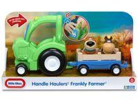 """Музыкальная игрушка """"Трактор с прицепом. Ферма"""""""