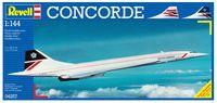 """Сборная модель """"Самолет Concorde"""" (масштаб: 1/144)"""