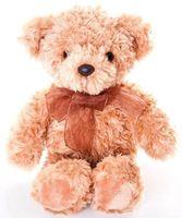 """Мягкая игрушка """"Медведь светло-коричневый"""" (20 см)"""