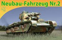 "Средний танк ""Neubau-Fahrzeug Nr.2"" (масштаб: 1/72)"