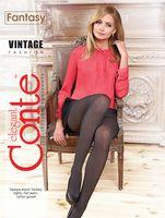 """Колготки женские фантазийные """"Conte. Vintage"""""""