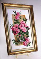 """Вышивка крестом """"Розы"""" (арт. 865)"""