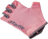 Перчатки для фитнеса SU-127 (S; розовые)