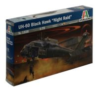 """Сборная модель """"Вертолет UH-60/MH-60 Black Hawk"""" (масштаб: 1/72)"""