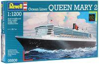 "Сборная модель ""Океанский лайнер Queen Mary 2"" (масштаб: 1/1200)"