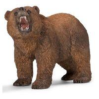 "Фигурка ""Медведь гризли"" (7 см)"