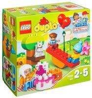 """LEGO Duplo """"День рождения"""""""