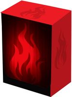 "Коробочка для карт ""Super Iconic. Fire"" (100 карт)"