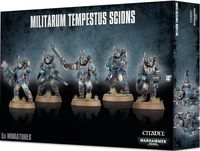Warhammer 40.000. Astra Militarum. Tempestus Scions (47-15)