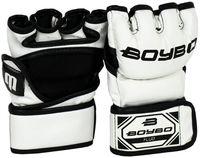 """Перчатки для MMA """"Fluo Flex"""" (L; белые)"""