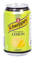 """Напиток газированный """"Schweppes. Lemon"""" (330 мл)"""