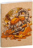 "Блокнот крафт ""Скорпион"" А7 (арт. 710)"