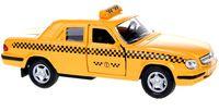 """Модель машины """"ГАЗ-31105. Волга. Такси"""" (масштаб: 1/43)"""