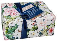 """Подарочный набор """"Цветы Парижа"""" (соль, мыло, крем, шар)"""