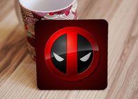 "Подставка под кружку ""Deadpool"" (art.8)"