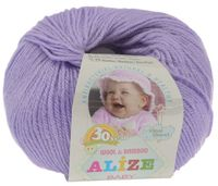 "Пряжа ""ALIZE. Baby Wool №146"" (50 г; 165 м)"
