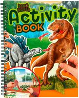 "Раскраска ""Dino World. Динозавры"""