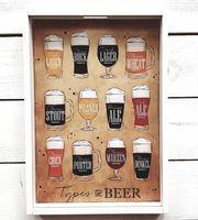 """Копилка для пивных крышек """"Beer"""""""