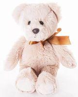 """Мягкая игрушка """"Медведь кремовый"""" (20 см)"""