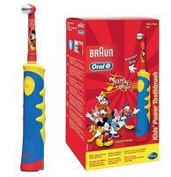 """Детская электрическая зубная щетка Oral-B """"Mickey for Kids D10.513"""" (тип 3757)"""
