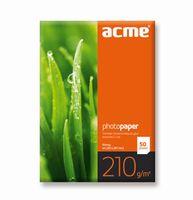 """Фотобумага глянцевая """"Acme"""" (50 листов; 210 г/м2; А4)"""
