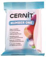 """Глина полимерная """"CERNIT Number One"""" (английская роза; 56 г)"""