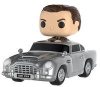 """Фигурка """"Sean Connery with Aston Martin Ride"""""""
