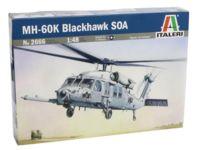 """Сборная модель """"Вертолет MH-60K Blackhawk SOA"""" (масштаб: 1/48)"""