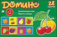 """Пазл-игра """"Фрукты и ягоды"""" (28 элементов)"""