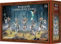 "Набор миниатюр ""Warhammer FB. Wood Elves Sisters of the Thorn"" (92-08)"