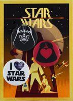 "Набор значков ""Star Wars"" (017)"