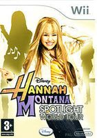 Hannah Montana Spotlight World Tour (Wii)