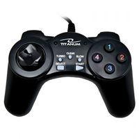 Игровой манипулятор Titanum TG105 Samurai с обратной связью USB (4632)