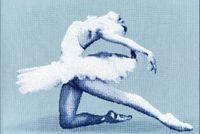 """Вышивка крестом """"Балерина"""""""