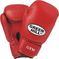 Перчатки боксёрские GYM BGG-2018 (14 унций; красные)