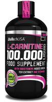 """Л-карнитин """"L-Carnitine 100.000"""" (500 мл; яблоко)"""