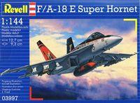 "Сборная модель ""Самолет F/A-18E Super Hornet"" (масштаб: 1/144)"