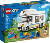"""LEGO City """"Отпуск в доме на колесах"""""""