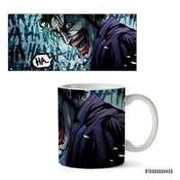 """Кружка """"Джокер из вселенной DC"""" (арт. 420)"""